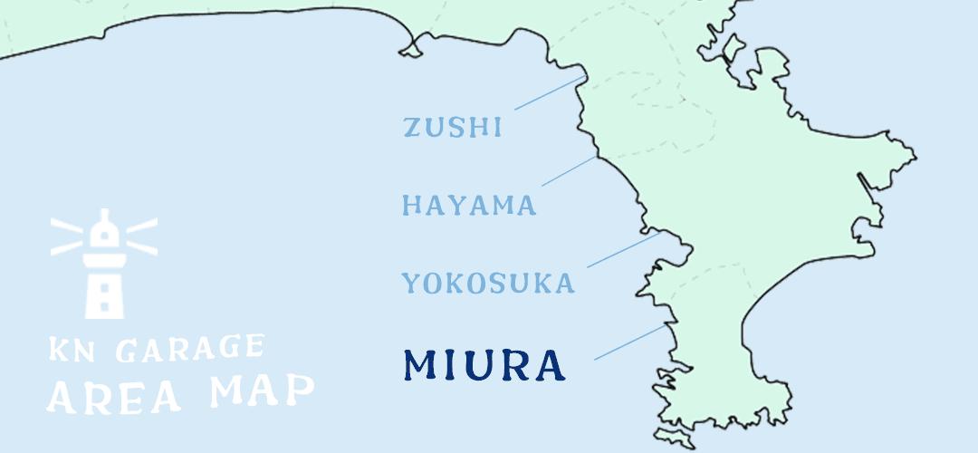 KN GARAGE AREA MAP